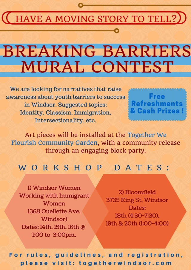Breaking BarriersMural Contest (1)